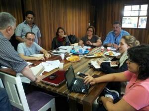Reunião de equipe é atividade inerente à interdisciplinariedade da gestão ambiental