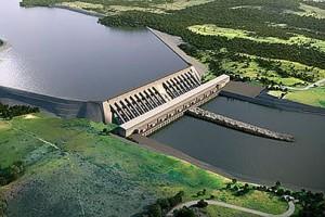 Hidroenergia alavanca a industrialização do minério
