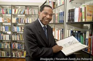 José Vicente - Reitor da Zumbi dos Palmares - o novo Quilombo é a educação