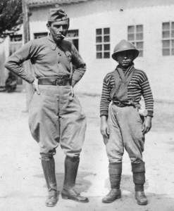 Guilherme de Almeida, voluntário da Revolução de 1932