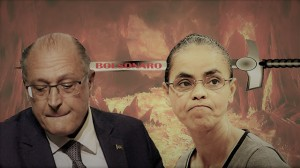 "Alckmin e Marina enfrentam a ""transversalidade"" de Bolsonaro (foto-Blog da Cidadania)"