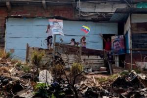 A miséria é a grande estratégia eleitoral bolivariana