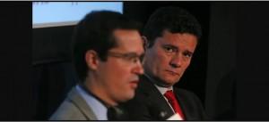 Procurador Dallagnol e Ministro Moro - vítimas de um delito
