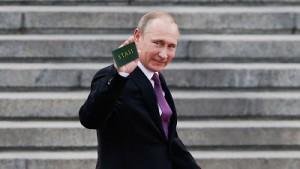 Putin - tudo a ganhar, nada a perder...