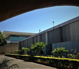 Anexo I do Palácio do Planalto, sede da Secretaria de Assuntos Estratégicos da Presidência da República
