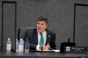 Ministro Luiz Fux - Foto: Luiz Silveira/CNJ